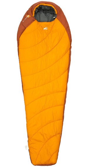 Millet Baikal 1100 Regular Sleeping Bag acid orange
